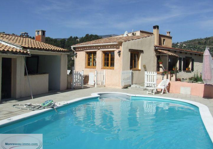 A vendre Maison Luceram | R�f 0600710227 - Monreseau-immo.com