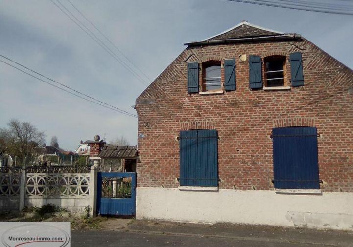 A vendre Maison Caudry | R�f 0600710259 - Monreseau-immo.com