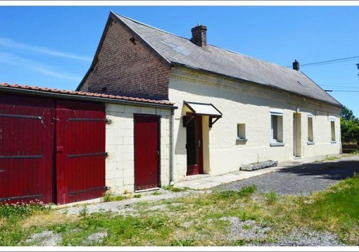 For sale Maison de village Le Cateau Cambresis | R�f 0600710268 - Monreseau-immo.com