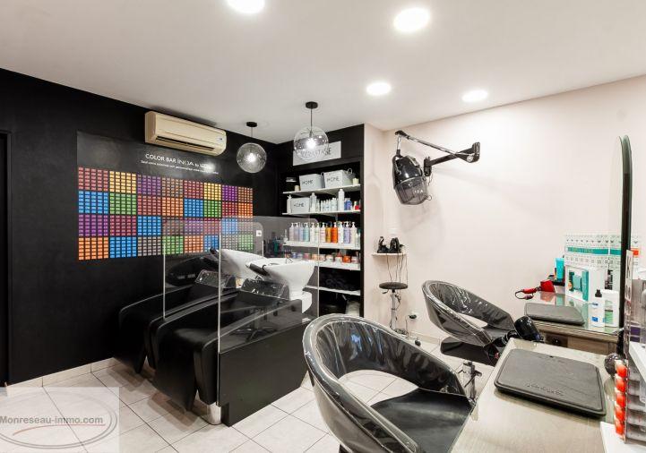 A vendre Salon de coiffure Suippes   R�f 0600710298 - Monreseau-immo.com