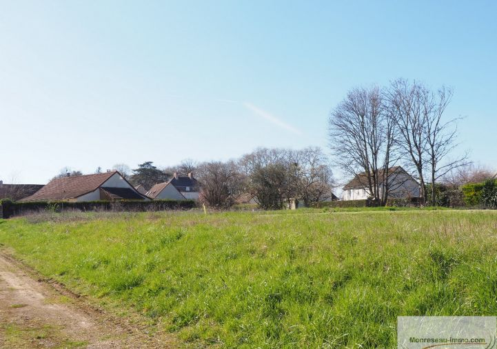 A vendre Terrain constructible Saint Loup De Varennes | R�f 0600710315 - Monreseau-immo.com