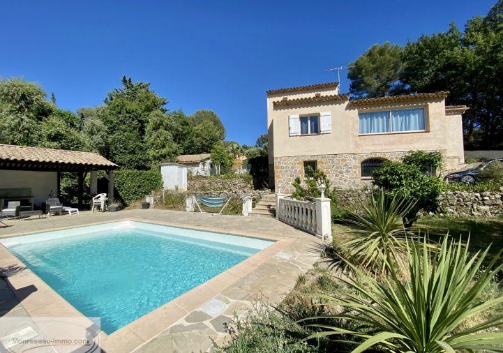 A vendre Maison Roquefort Les Pins   R�f 0600710323 - Monreseau-immo.com