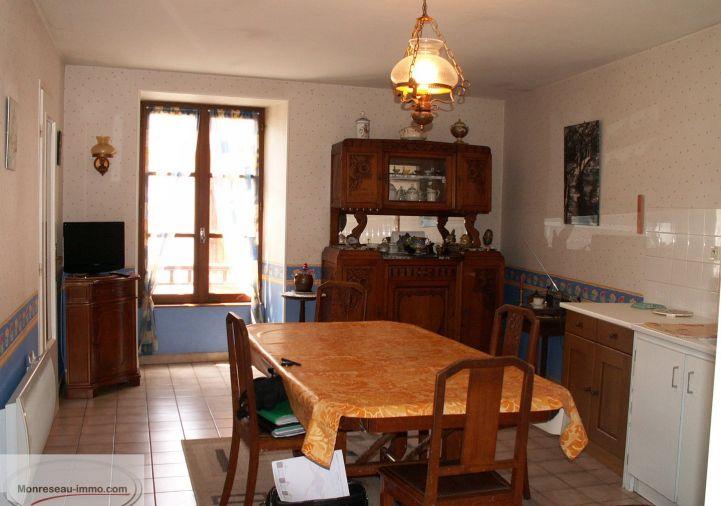 A vendre Maison de village Arnay Le Duc   R�f 0600710338 - Monreseau-immo.com
