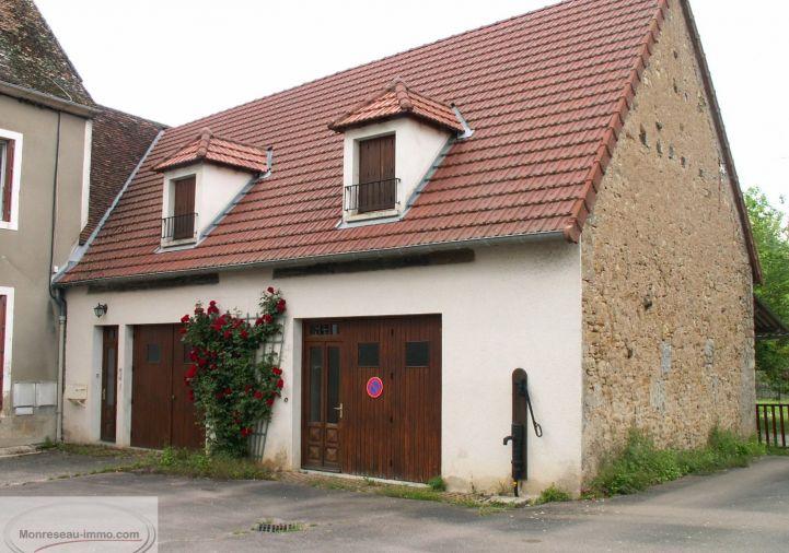 A vendre Maison de village Arnay Le Duc | R�f 0600710338 - Monreseau-immo.com