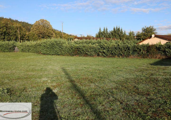 A vendre Terrain constructible La Roche Vineuse | R�f 0600710350 - Monreseau-immo.com