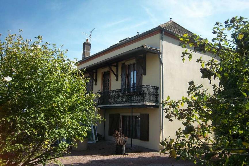 A vendre L'abergement Sainte Colombe 060076532 Monreseau-immo.com