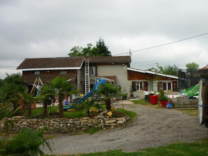 A vendre Cessieu 060078516 Monreseau-immo.com