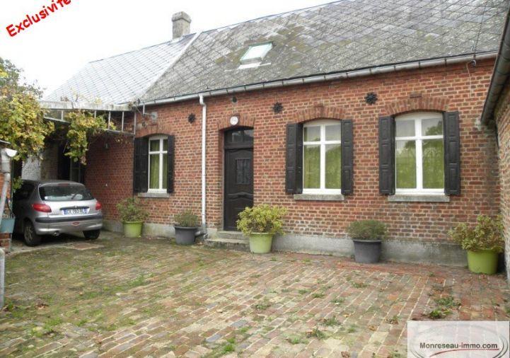 A vendre Escaufourt 060078654 Monreseau-immo.com