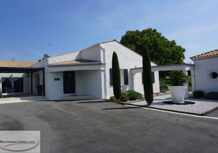 A vendre Villa Saujon   R�f 060079590 - Monreseau-immo.com