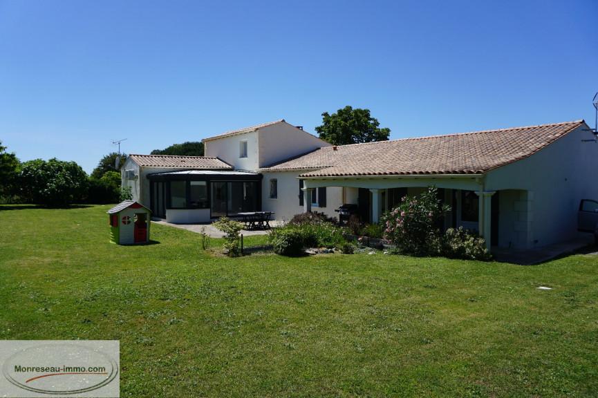 A vendre Saint Georges Des Coteaux 060079819 Monreseau-immo.com