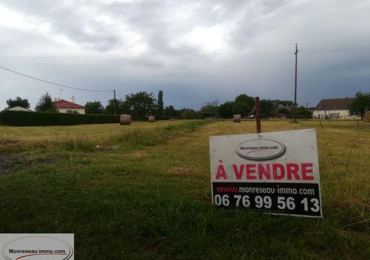A vendre Terrain constructible Sennecey Le Grand   R�f 060079827 - Monreseau-immo.com