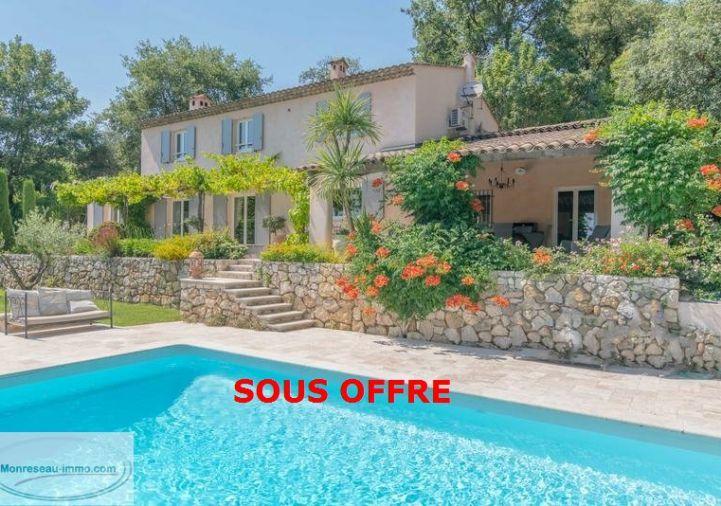 A vendre Valbonne 060079891 Monreseau-immo.com