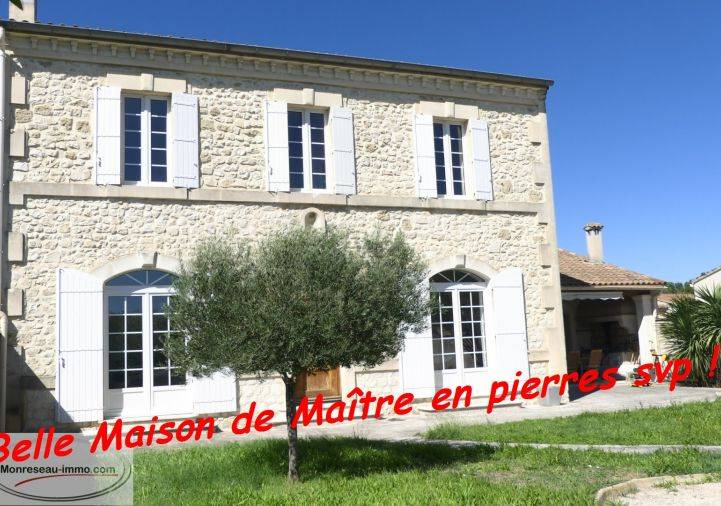 A vendre Rognonas 060079898 Monreseau-immo.com