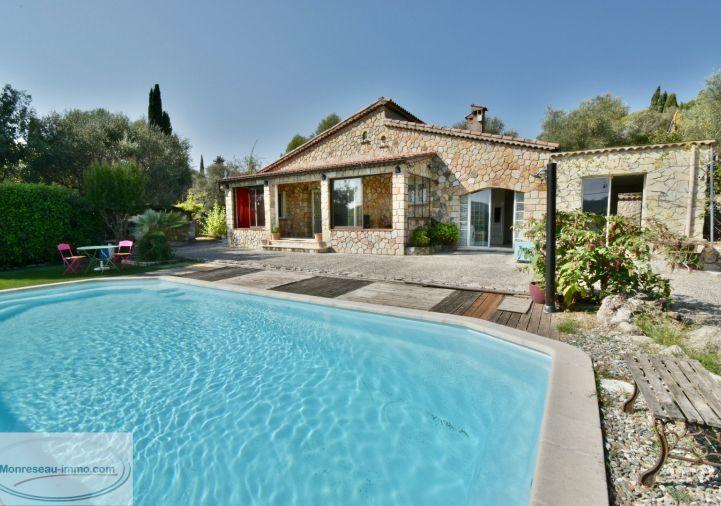 A vendre Maison Grasse   R�f 060079952 - Monreseau-immo.com