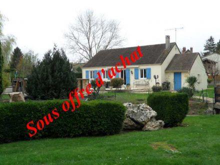 A vendre Congis Sur Therouanne 060119199 Cimm immobilier