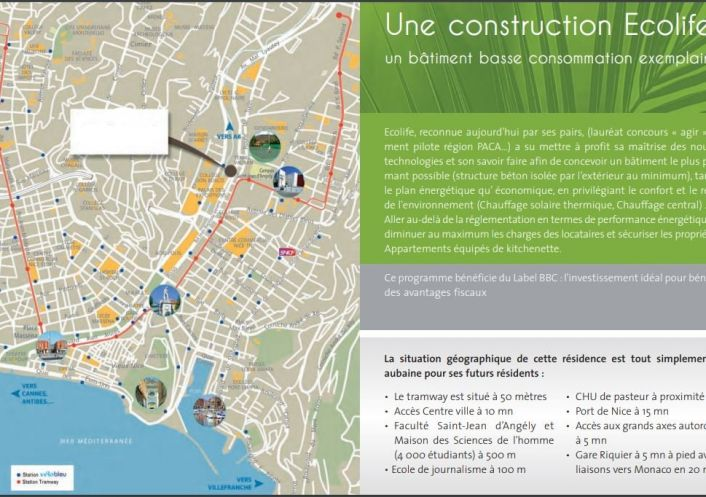 A vendre Nice 060184209 Confiance immobilière