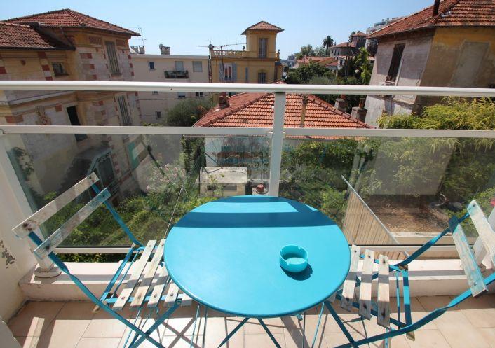 en location saisonnière Studio Nice   Réf 0601843 - Confiance immobilière