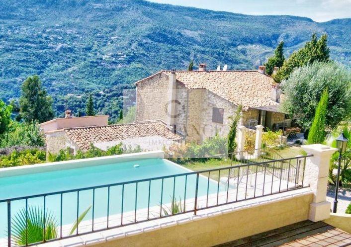 A vendre Villa Contes | Réf 060184587 - Confiance immobilière
