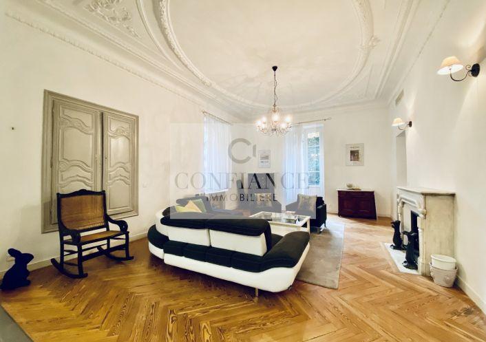 A vendre Appartement bourgeois Nice | Réf 060184842 - Confiance immobilière