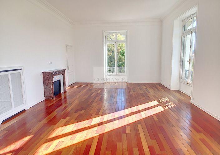 A louer Appartement bourgeois Nice | Réf 060184930 - Confiance immobilière
