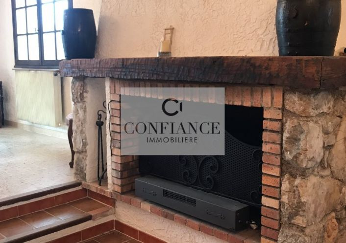 A vendre Caussols 060185299 Confiance immobilière