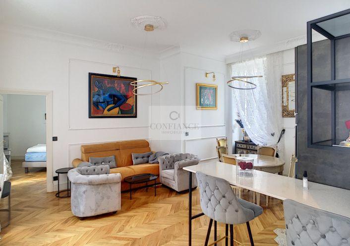 A louer Appartement rénové Nice   Réf 060185514 - Confiance immobilière