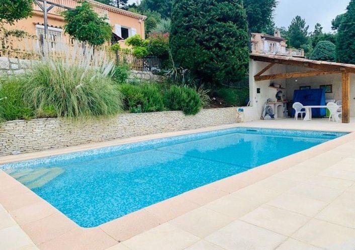A vendre Chateauneuf Villevieille 060186207 Confiance immobilière