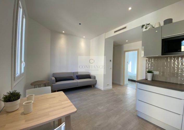 A louer Nice 060186337 Confiance immobilière