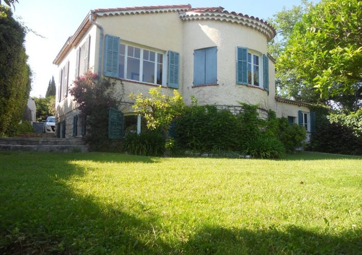 A vendre Maison La Colle Sur Loup | Réf 060186341 - Confiance immobilière