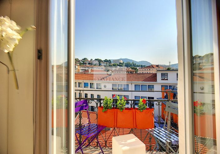 A vendre Appartement rénové Nice | Réf 060186798 - Confiance immobilière