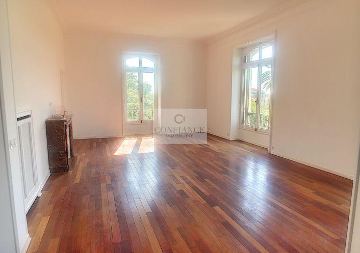 A vendre Appartement bourgeois Nice | Réf 060187159 - Confiance immobilière