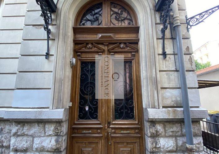 A vendre Appartement bourgeois Nice | Réf 060187162 - Confiance immobilière