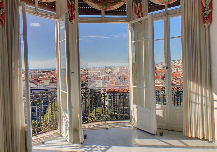 A vendre Appartement bourgeois Nice | Réf 060187167 - Confiance immobilière