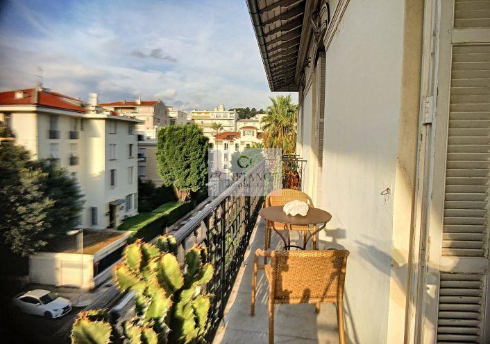 A vendre Appartement bourgeois Nice | Réf 060187169 - Confiance immobilière