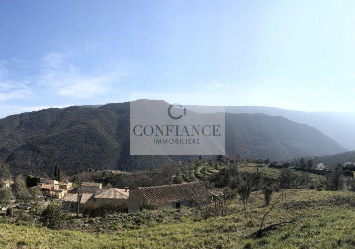 A vendre Terrain constructible Pierrefeu | Réf 060187290 - Confiance immobilière