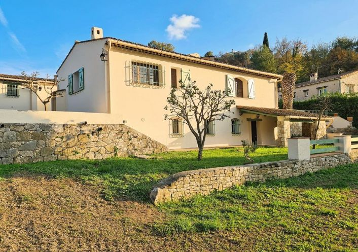 A vendre Maison La Gaude   Réf 060187409 - Confiance immobilière