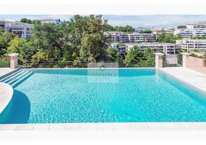 A vendre Appartement Nice   Réf 060187578 - Confiance immobilière