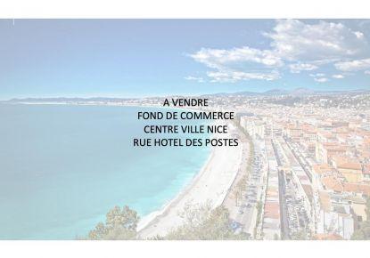 A vendre Divers commerces Nice   Réf 060187856 - Adaptimmobilier.com