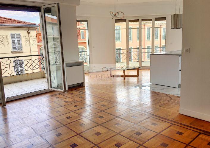 A vendre Appartement terrasse Nice   Réf 060187880 - Confiance immobilière