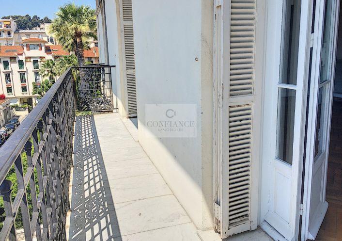 A vendre Appartement bourgeois Nice   Réf 060187883 - Confiance immobilière