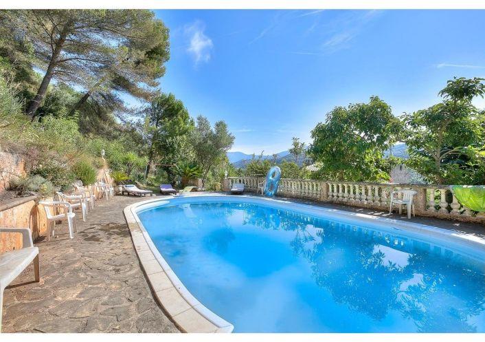 A vendre Maison La Gaude   Réf 060188501 - Confiance immobilière