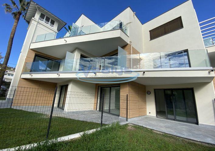 A vendre Appartement en rez de jardin Golfe Juan   R�f 060203483 - Vealys