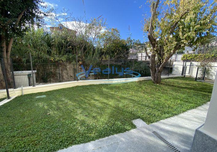 A vendre Appartement en rez de jardin Golfe Juan   R�f 060203485 - Vealys