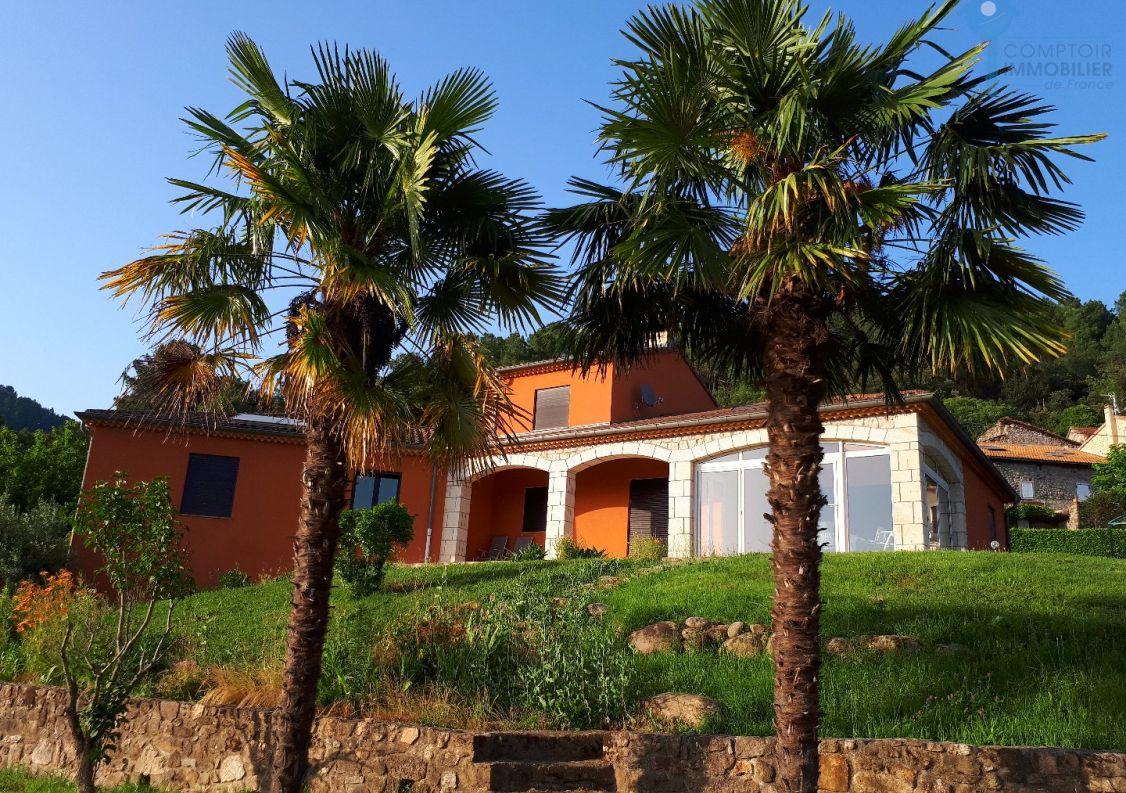 A vendre Villa d'architecte Aubenas   R�f 0700653066 - Comptoir immobilier de france