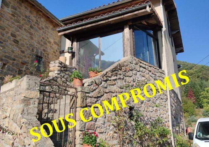 A vendre Maison Juvinas | R�f 0700655463 - Cif ardeche