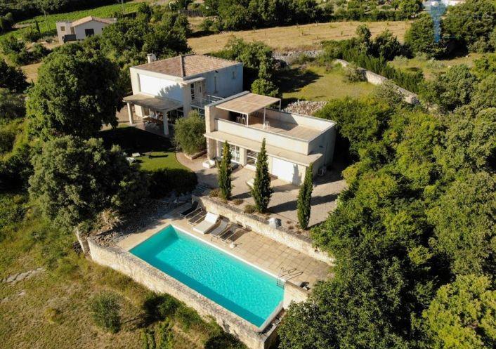 A vendre Orgnac L'aven 0700656197 Comptoir immobilier de france prestige