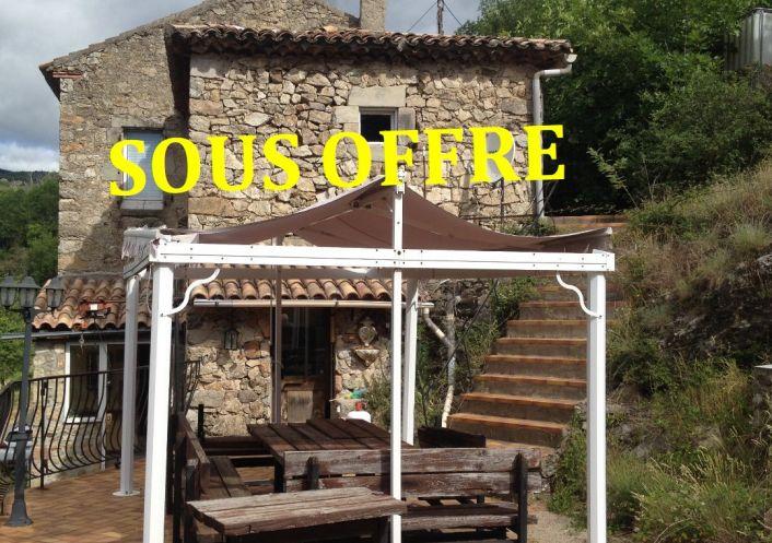 A vendre Maison Prunet   R�f 0700656886 - Cif ardeche
