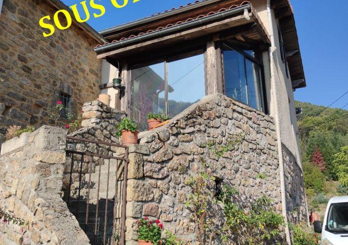 A vendre Maison Juvinas   R�f 0700657857 - Cif ardeche