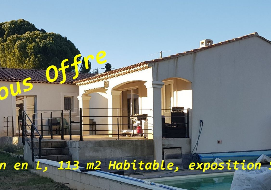 A vendre Maison Le Val   R�f 0700658572 - Comptoir immobilier de france