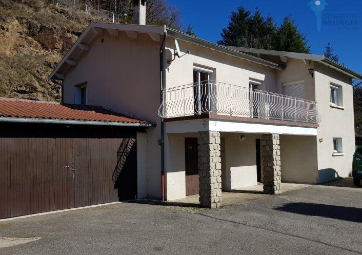 A vendre Maison Le Cheylard | R�f 0700659584 - Cif ardeche